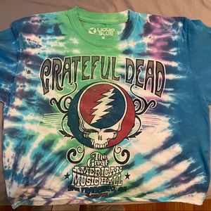 Grateful Dead Crop Tee